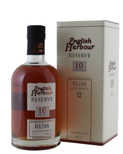 English Harbour Reserve Aged 10 Years