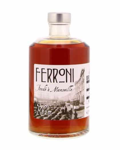 Maisson Ferroni Brut de Fût Barbade 2009 63.5° 0.5L