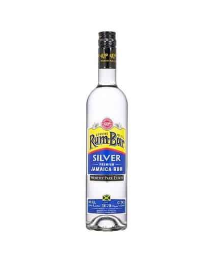 worthy park rum bar silver 70cl 40%