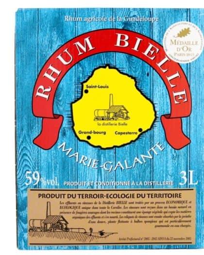Bielle Blanc Cubi 3L 59%