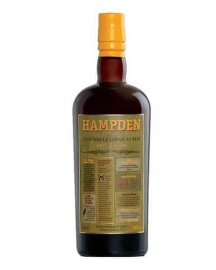 Hampden aged 8 years