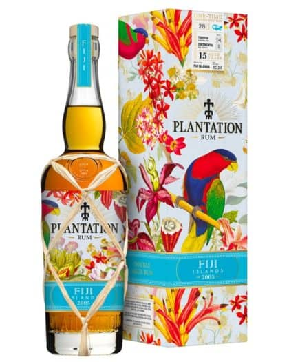 plantation rum fiji 2005