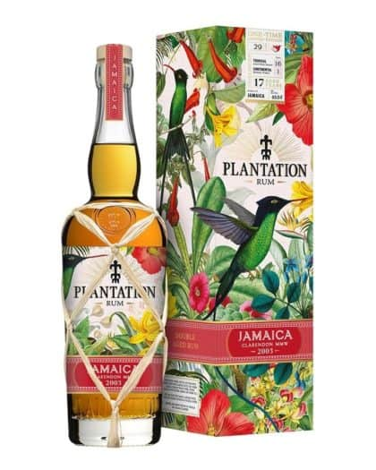 plantation rum jamaica 2003 clarendon mmw