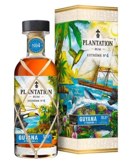 Plantation Extreme 4 Guyana Uitvlugt 27 years