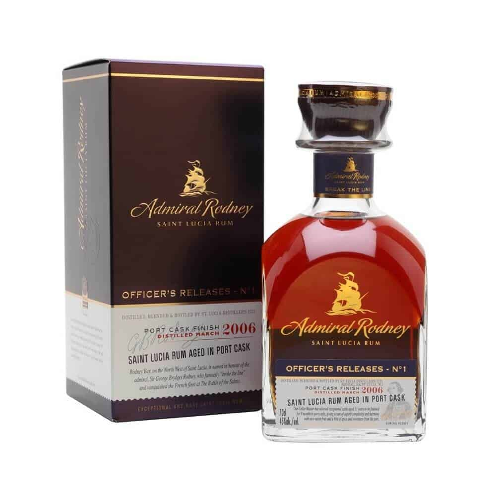 Admiral Rodney Officer's Releases - N°1