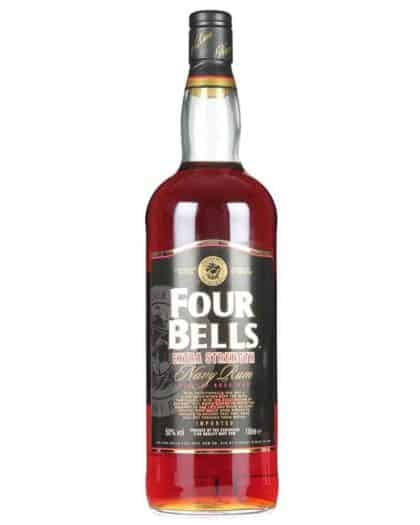 Four Bells Extra Strength Navy Rum