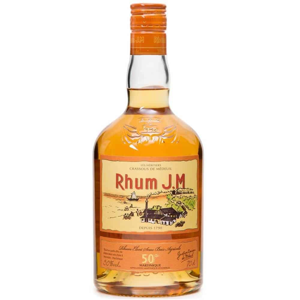 JM Rhum Agricole Eleve Sous Bois