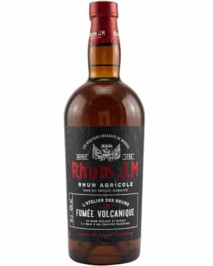 Rhum JM Fumee Volcanique