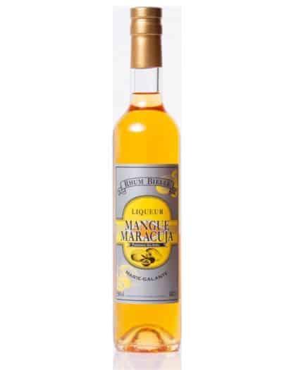 Rhum Bielle Liqueur Mangue Maracuja