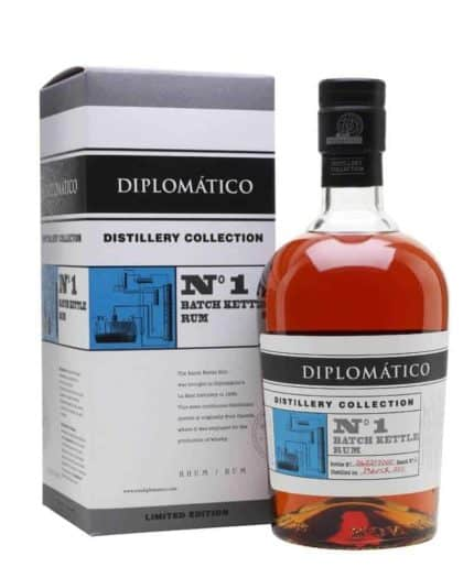 Ron Diplomatico Distillery Collection N°1