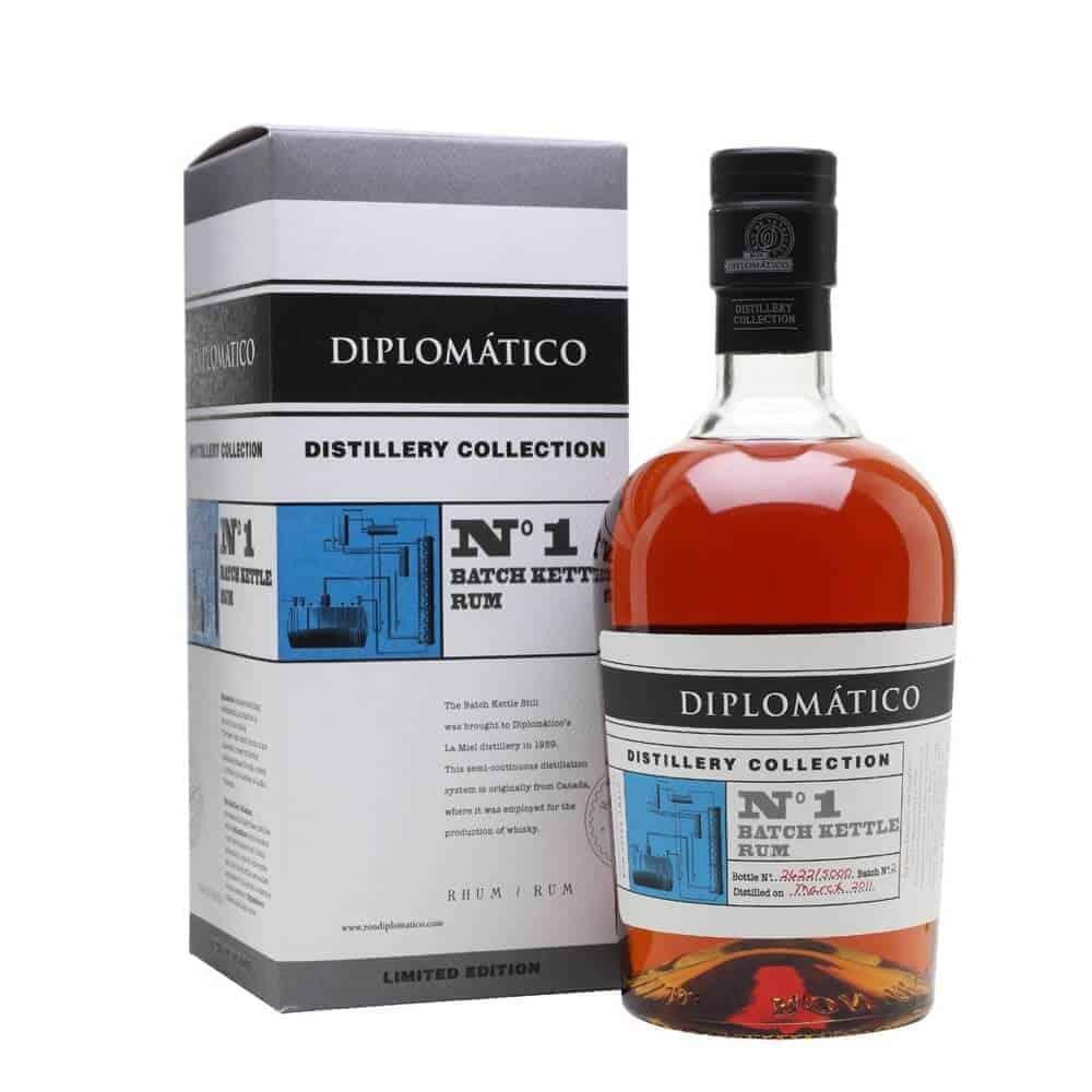 Ron Diplomatico Distillery Collection N°1
