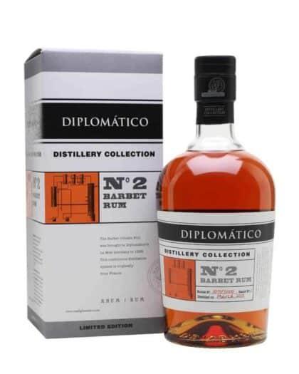 Ron Diplomatico Distillery Collection N°2