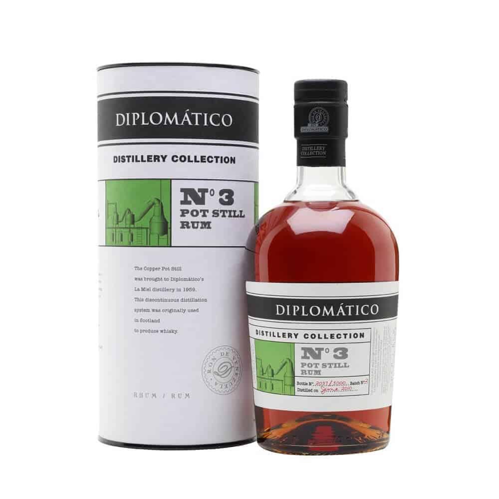 Ron Diplomatico Distillery Collection N°3