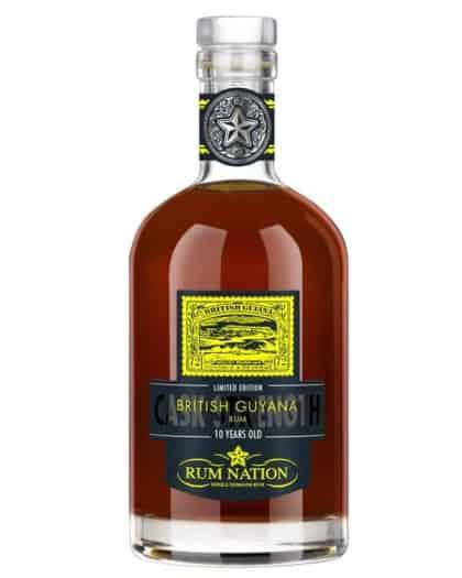 Rum Nation BRITISH GUYANA 10yo Cask Strength