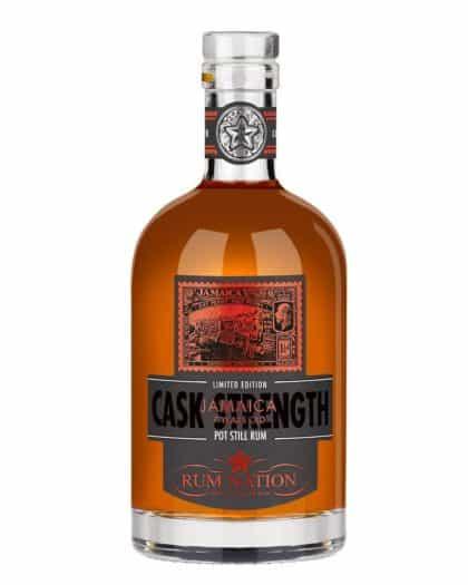 Rum Nation Jamaica 7yo Cask Strenght