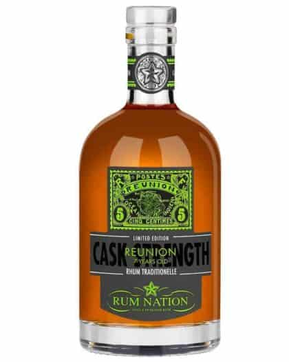 Rum Nation Reunion 7yo Cask Strenght
