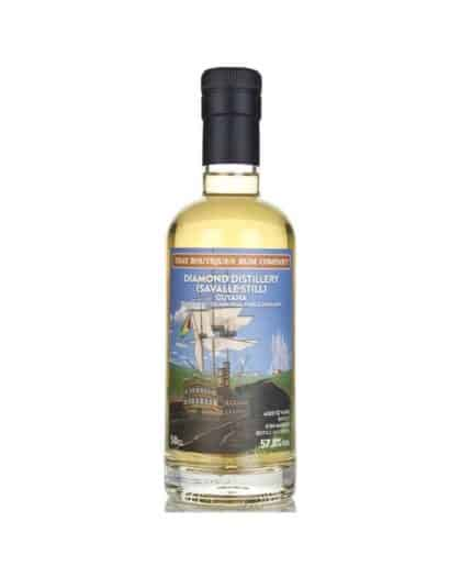 That Boutique Y Rum Company Guyana Diamond Distillery Savalle Still Aged 12 Years Batch 1