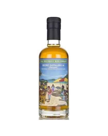 That Boutiquey Rum Company Grenada Secret Distillery #4 Aged 20 years Batch 1