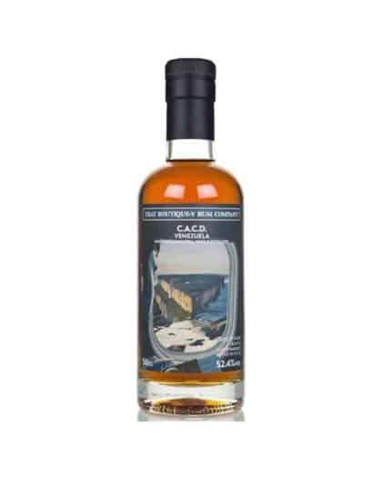 That Boutiquey Rum Company Venezuela C.A.C.D. Aged 15 Years Batch 1