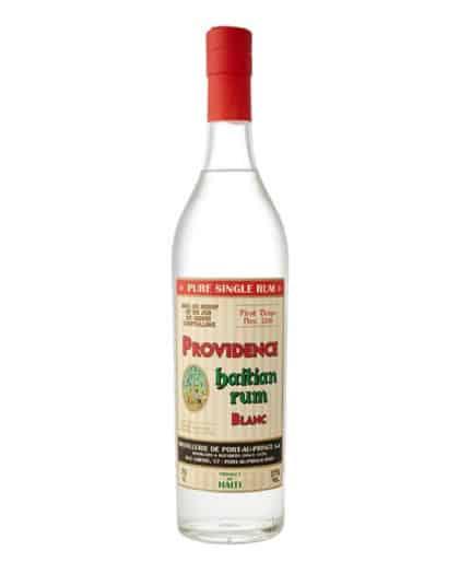 Velier Providence First Drops Haitian Rum Blanc