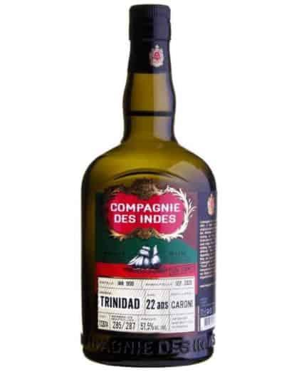 Compagnie Des Indes Trinidad Caroni 22 Ans Cask Strength 57,5%Vol