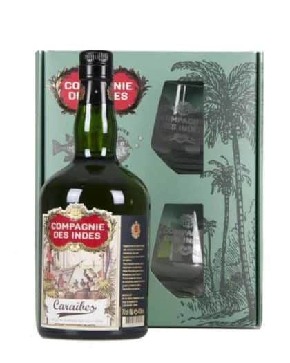 Compagnie des Indes Caraibes Giftpack