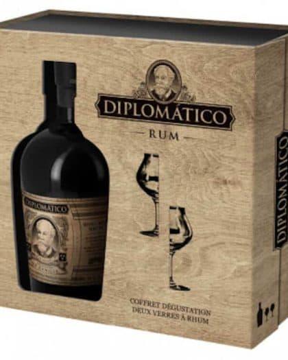 Diplomático Selección de Familia 2 verres Diplomatico