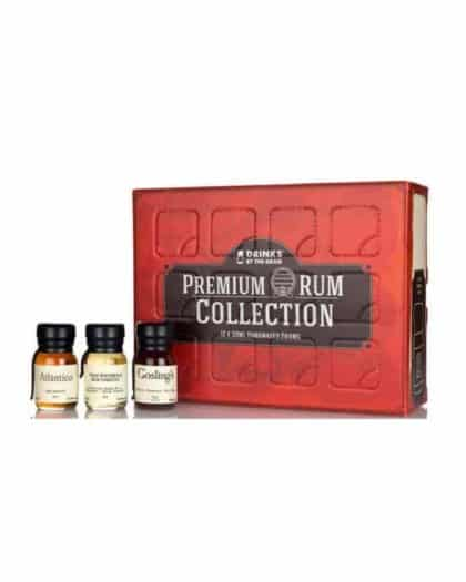 Drinks by the Dram 12 Dram Premium Rum Collection 12x3cl