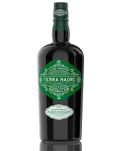 Island Signature Rum Tierra Madre Guatemala Rum
