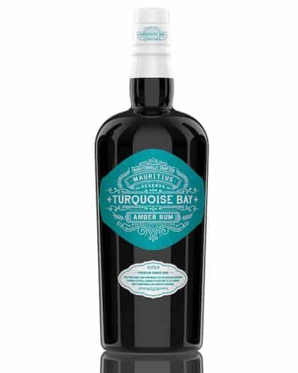 Island Signature Rum Turquoise Bay Amber Rum