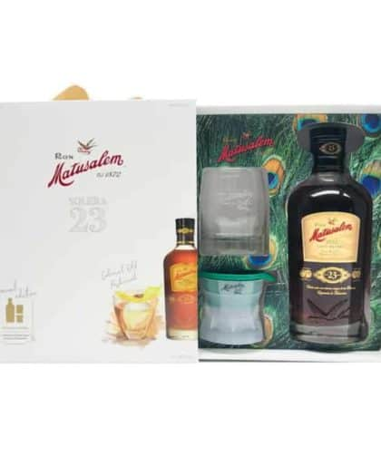 Matusalem Solera 23 Special Edition Old Fashioned Gift Pack