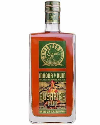 Mhoba Bushfire Rum