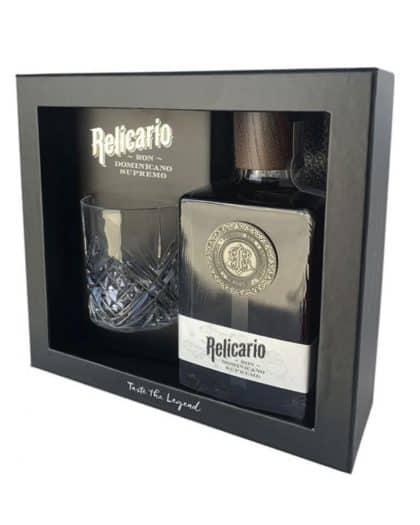 Ron Relicario Supremo Giftpack
