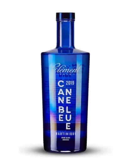 Rhum Clément Rhum Blanc Agricole Canne Bleue 2019 70cl 50%Vol