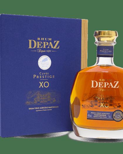 Rhum Depaz XO Cuvée Prestige
