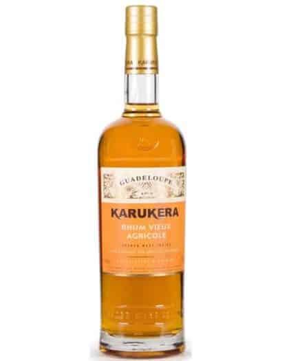 Rhum Karukera Agricole Vieux