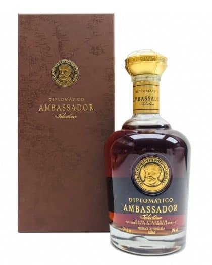 Ron Diplomatico Ambassador Selection