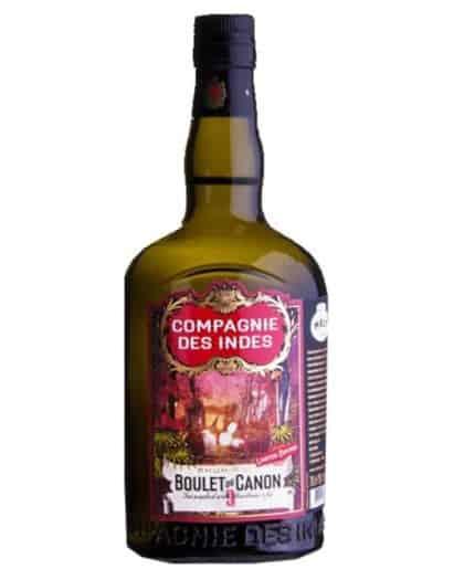 Rum Compagnie Des Indes Boulet de Canon 9