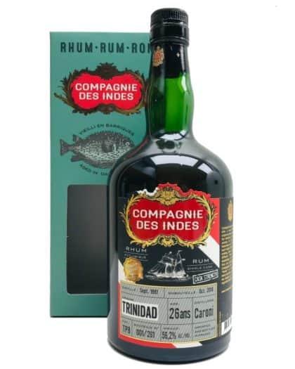 Compagnie Des Indes Trinidad Caroni 26 ans for Premium Spirits