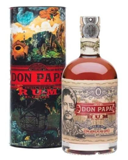 Don Papa Rum Timeless Landscape Canister