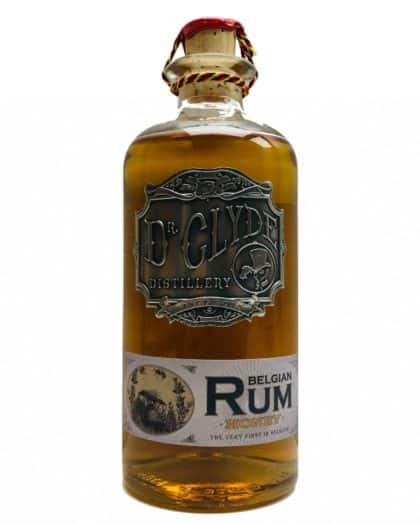 Dr Clyde Belgium Rum Honey
