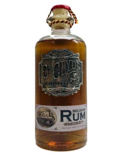 Dr Clyde Belgium Rum Smokey