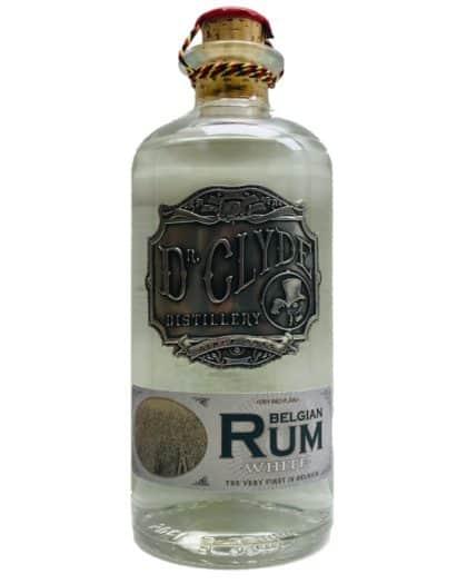 Dr Clyde Belgium Rum White