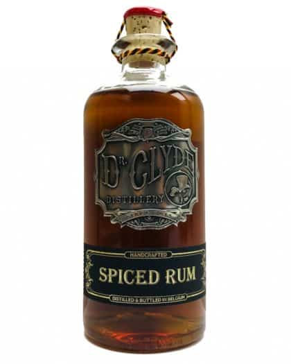 Dr Clyde Handcrafted Spiced Rum