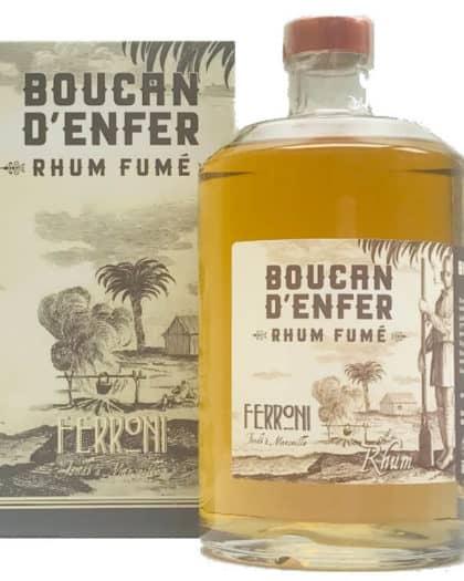 Ferroni Boucan D'Enfer Rhum Fumé