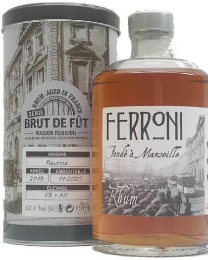 Ferroni Brut de fût Maurice 2013