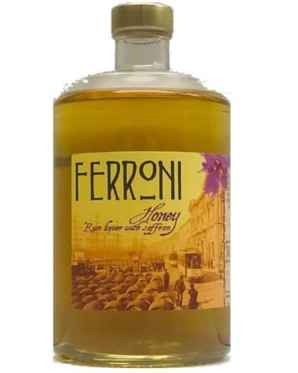 Ferroni Honey Rum
