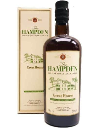 Hampden Estate Great House Distillery Edition 2020