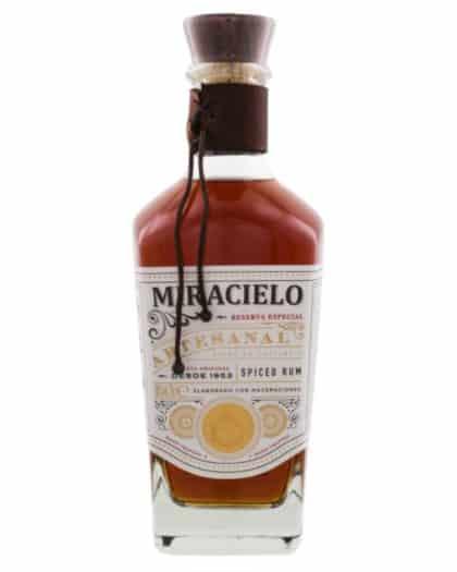 Miracielo Reserva Especial Artesanal Spiced Rum 70cl 38%Vol