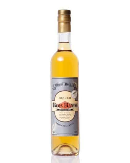 Rhum Bielle Liqueur Bois Bandé 50cl 40%Vol.